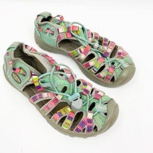 Keen Rainbow Girls water outdoor shoes